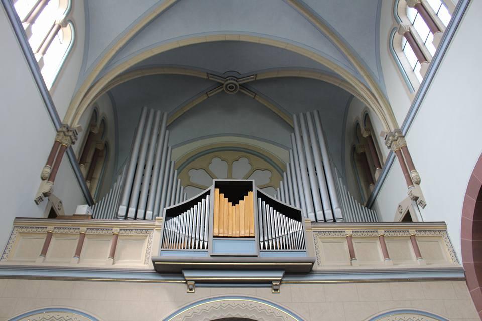 Wir Frankenberger - Orgel