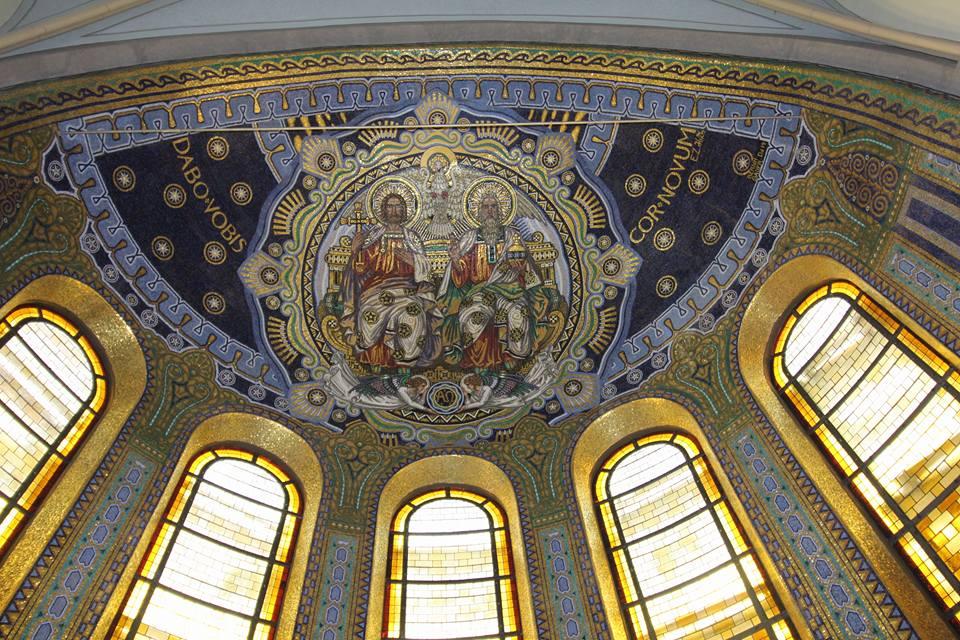 Wir Frankenberger - Herz-Jesu-Kirche - Burtscheid