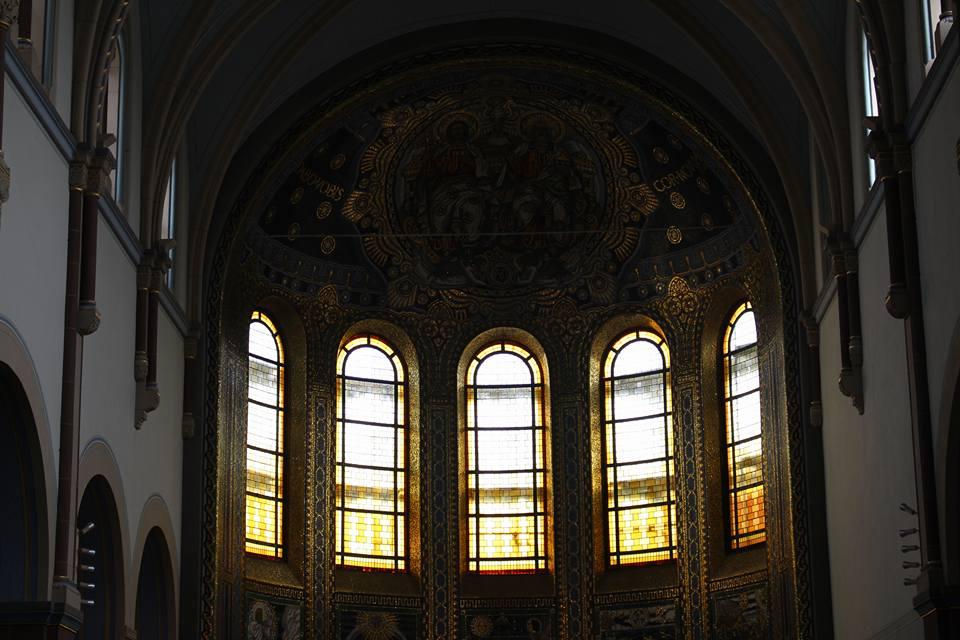 Wir Frankenberger - Kirchenfenster