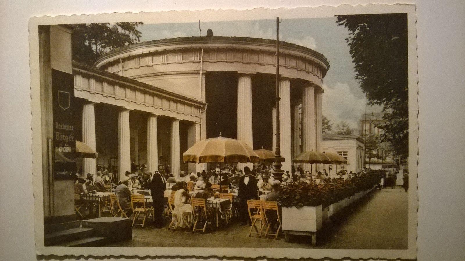 Elisenbrunnen - zur Verfügung gestellt von trameböll