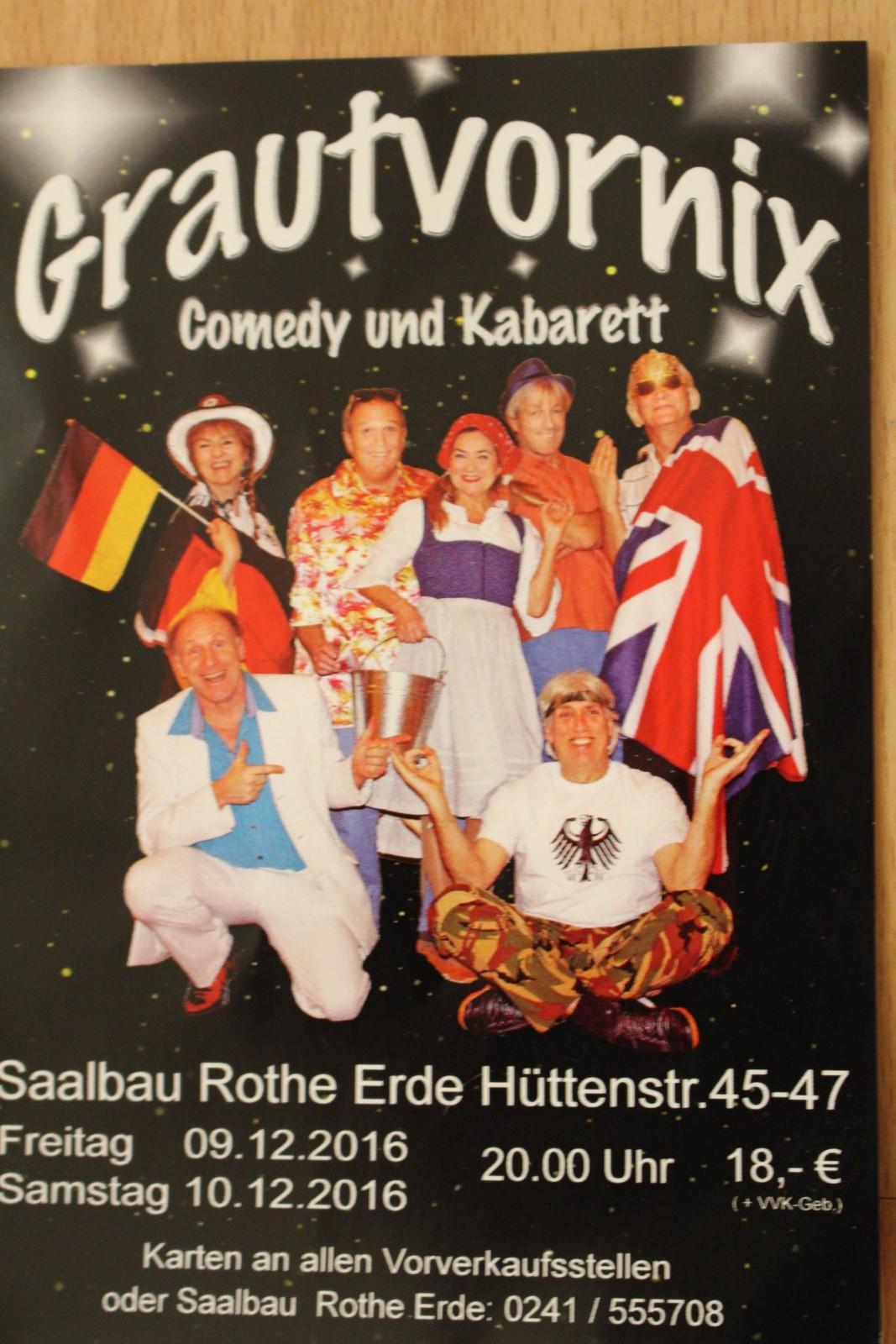 Comedy und Kabarett