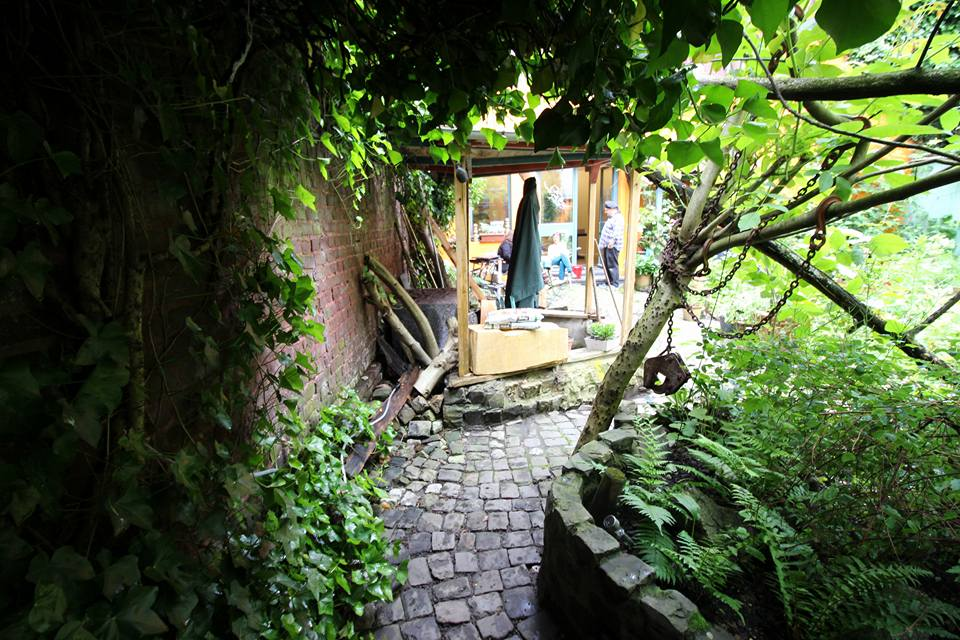 Tag der offenen Gartentür.