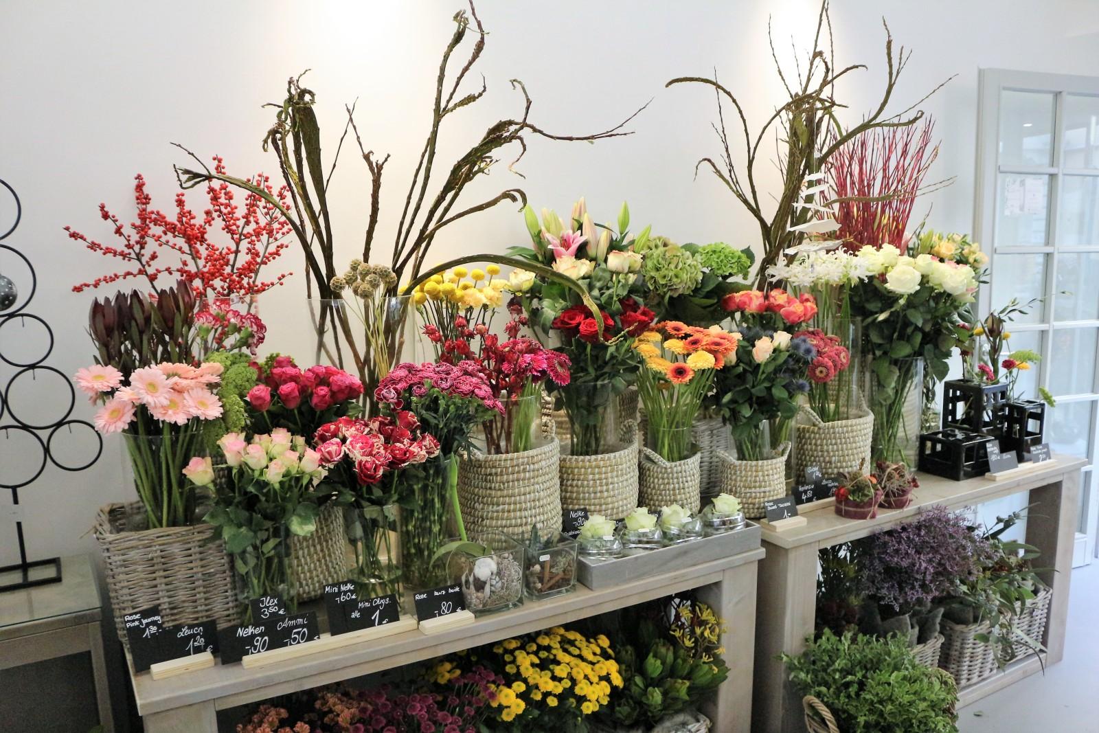 Aachen Blumenladen